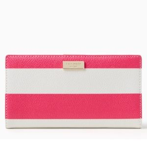 Kate spade wallet brand new eden street stacy